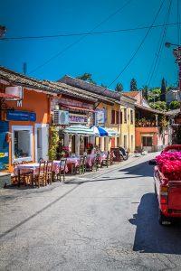 Ulice Korfu