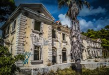 Kupari, czyli zatoka umarłych hoteli