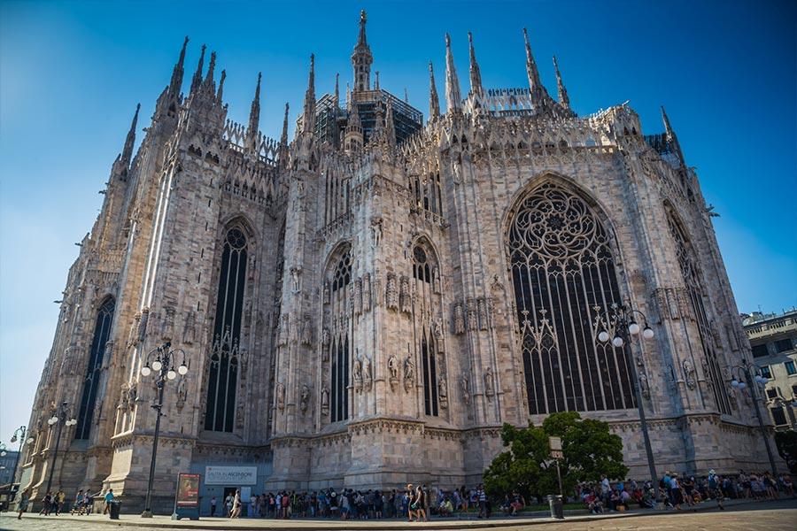 Katedra Piazza del Duomo