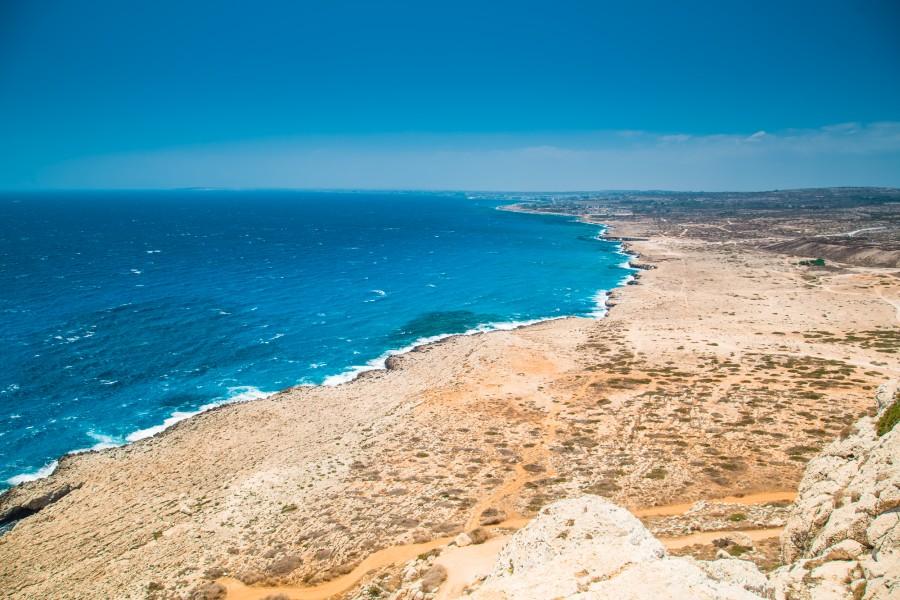 Punkt widokowy Cape Greco
