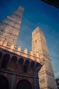 Bolonia wieża