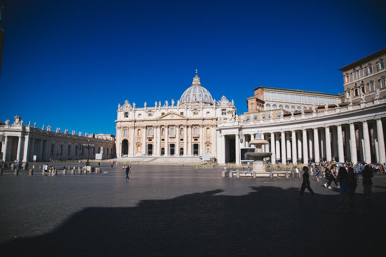 Watykan i Plac św. Piotra